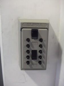 external keybox
