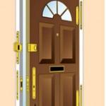 kickstop door product