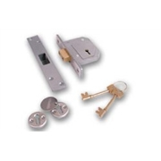 satin chuub lock and key set